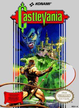 Castlevania (USA) | Cover