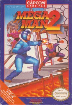 Mega Man 2 (USA) online in browser | NES