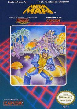 Mega Man (USA) online in browser | NES