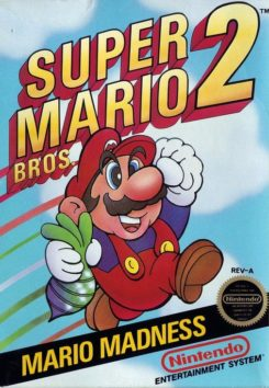 Super Mario Bros. 2 (USA) | Cover