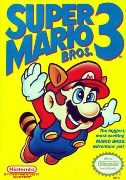 Super Mario Bros. 3 (USA) online in browser | NES