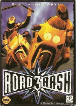 Road Rash 3 | Cover