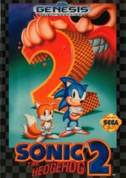 Sonic The Hedgehog 2 | Cover