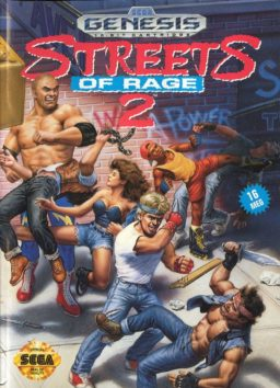 Streets of Rage 2 | Cover