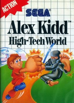 Play Alex Kidd High Tech World (Master System) game