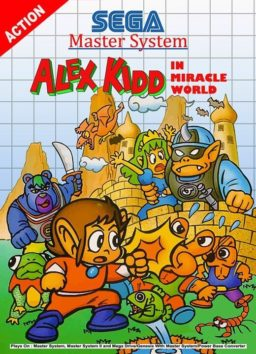 Play Alex Kidd in Miracle World (Master System) online