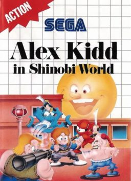 Play Alex Kidd in Shinobi World (Master System) online