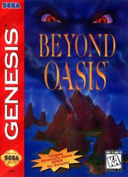 Play Beyond Oasis (Genesis) game online