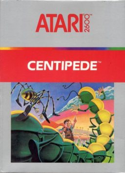 Play retro game Centipede Atari 2600 online