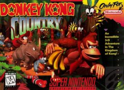 Donkey Kong Country online in browser | SNES
