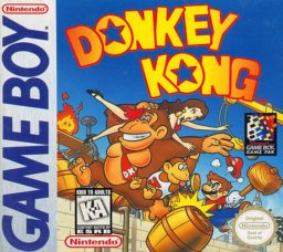 Donkey Kong (World) online in browser | Gameboy Pocket