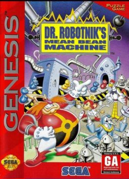 Play Dr. Robotnik's Mean Bean Machine game online