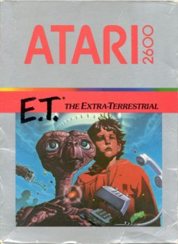 E.T. - The Extra-Terrestrial (1982) (Atari, Jerome Domurat, Howard Scott Warshaw) online in browser | Atari 2600