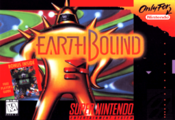 EarthBound game online in your browser | SNES