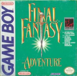 Final Fantasy Adventure (USA) online in browser | Gameboy Pocket