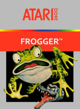 Play Frogger game for Atari 2600 online
