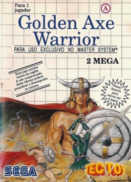 Play Golden Axe Warrior (Master System) game online