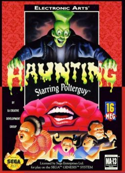 Play Haunting Starring Polterguy game
