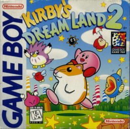 Kirby's Dream Land 2 (USA, Europe) online in browser | Gameboy Pocket