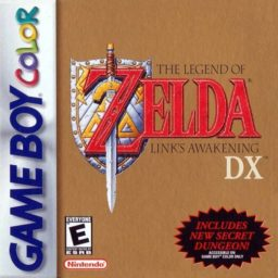 Play The Legend of Zelda Link's Awakening DX (GBA) game online