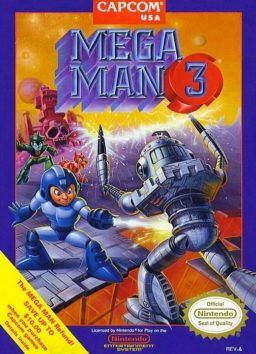 Play Mega Man 3 NES online