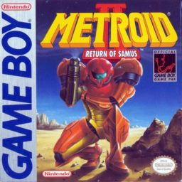 Metroid II Return of Samus online in browser | GameBoy Pocket