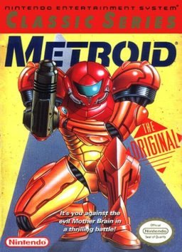 Play Metroid (NES) game online