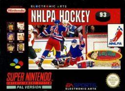 Play NHLPA Hockey 93 online
