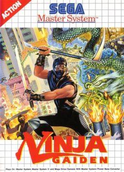 Play Ninja Gaiden (Master System) game online
