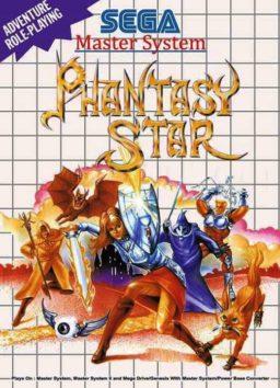 Play Phantasy Star online (Sega Master System)