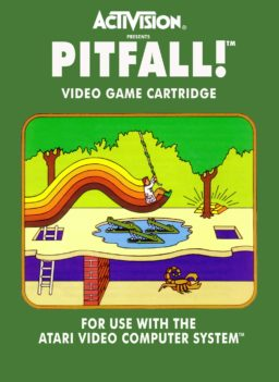 Pitfall! - Pitfall Harry's Jungle Adventure (1982) (Activision, David Crane) online in browser | Atari 2600