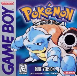 Play Pokemon Blue online in browser | Gameboy Pocket