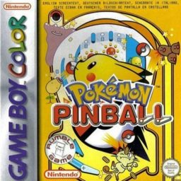 Play Pokemon Pinball game for Gameboy Color online