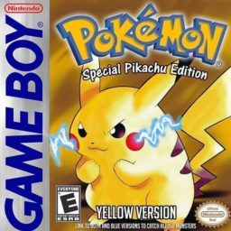 Play Pokemon: Yellow Version game online for Gameboy Color