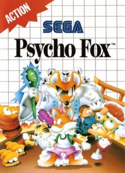 Play Play Psycho Fox (Master System) game online
