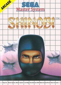 Play Shinobi online (Sega Master System)