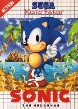 Play Sonic The Hedgehog (Master System) game online