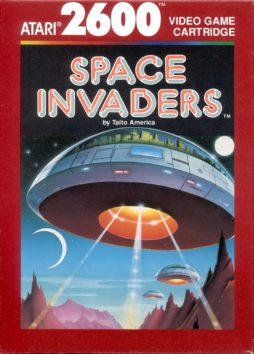 Space Invaders (1980) (Atari, Richard Maurer - Sears) online in browser | Atari 2600