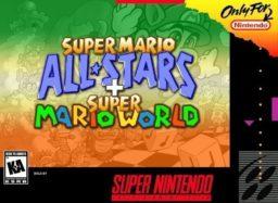Super Mario All-Stars + Super Mario World online in browser | SNES