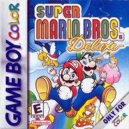Play Super Mario Bros Deluxe (GBC) online