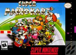Super Mario Kart online in browser | SNES