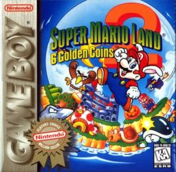 Play Super Mario Land 2: 6 Golden Coins online in browser | Gameboy Pocket