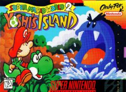 Super Mario World 2: Yoshi's Island online in browser | SNES