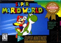 Super Mario World (USA) online in browser | SNES
