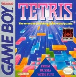 Tetris online in browser | Gameboy Pocket