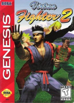 Play Virtual Fighter 2 online