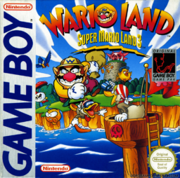Wario Land - Super Mario Land 3 (World) online in browser | Gameboy Pocket