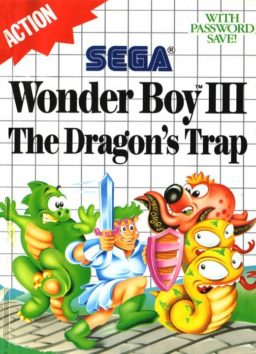 Play Wonder Boy III - The Dragon's Trap online (Sega Master System)