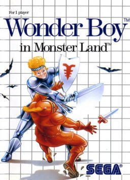 Play Wonder Boy in Monster Land (Master System) game online