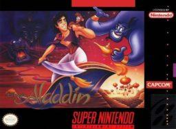 Play Aladdin game (SNES) online